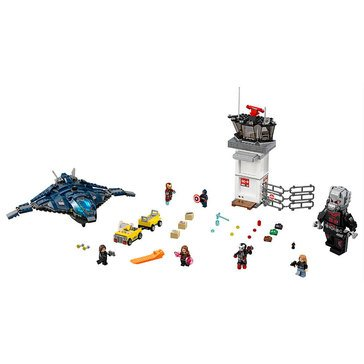 LEGO Marvel Super Heroes Super Hero Airport Battle (76051)