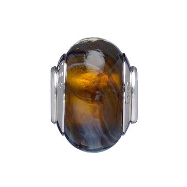 Nomades Mother Earth Autumn Murano Glass Spacer