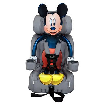 Kids Embrace Mickey Mouse Harness Booster Seat