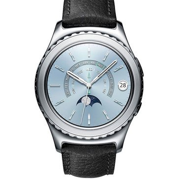 Samsung Gear S2 Classic Smart Watch - Premium Platinum