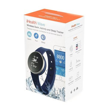 iHealth Wave Wireless Swim, Activity, & Sleep Monitor (AM4)