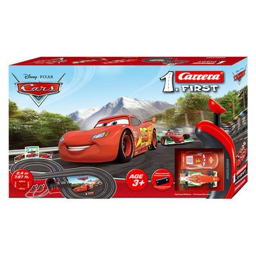 Carrera Battery Operated Disney Cars Racing Set
