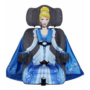 Kids Embrace Cinderella Harness Booster Seat