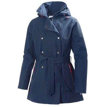 Helly Hansen Women's Wesley Trench Coat