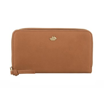 Brahmin Suri Wallet Tan Charleston