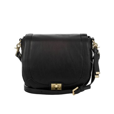 Brahmin Sonny Crossbody Black Charleston