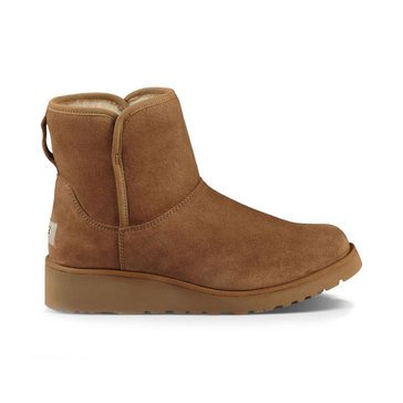 UGG Kristin Women's Short Wedge Boot Chestnut