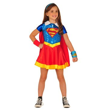 DC Heroes Supergirl Dress Up Set