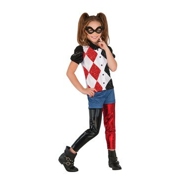 DC Heroes Harley Quinn Dress Up Set