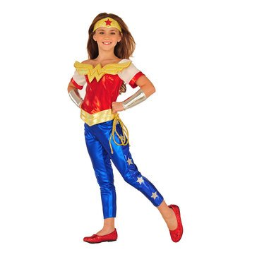 DC Heroes Wonder Woman Dress Up Set