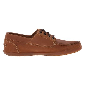 Timberland Odelay 4 Eye Camp Shoe Red Brown