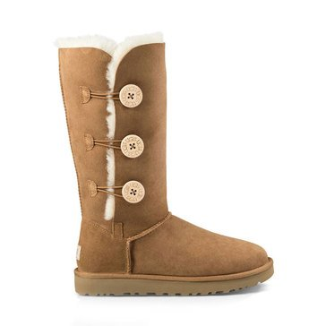 Ugg Bailey Button Triplet Women's Boot Chestnut