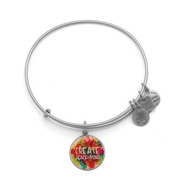 Alex and Ani Charity By Design, Peach Of Mind Bangle