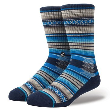 Stance Big Boys' Guadalupe Crew Socks, Size 6-8.5
