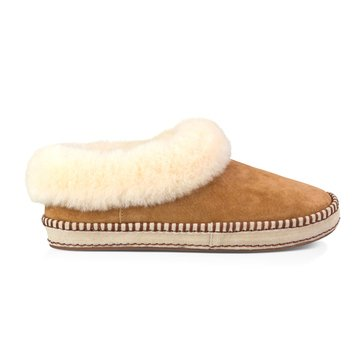 Ugg Women's Wrin Sheepskin Collar Slip On