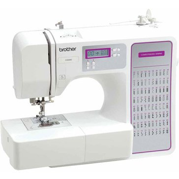 Brother Project Runway Computerized Sewing Machine (CS8800PRW)