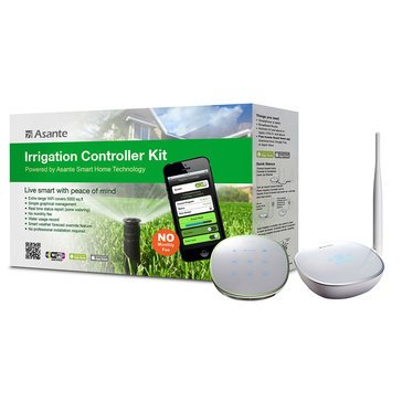 Asante Wireless Cloud Based Irrigation Controller Kit (99-00901-US)
