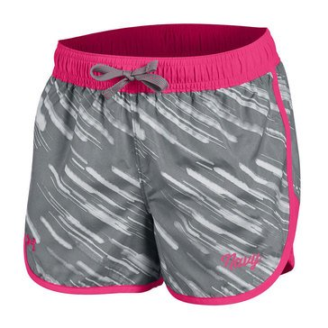 Under Armour Girl's Fast Lane Shorts with USN