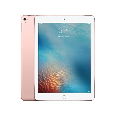Apple 9.7-inch iPad Pro WiFi + Cellular - 128GB - Rose Gold (MLQ52LL/A)
