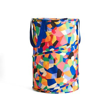 Vera Bradley Pop Up Laundry Bag Pop Art