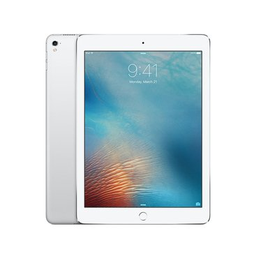 Apple 9.7-inch iPad Pro WiFi + Cellular - 256GB - Silver (MLQ72LL/A)