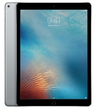 Apple 12.9-inch iPad Pro WiFi - 256GB Space Gray (MLOT2LL/A)