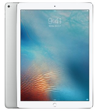 Apple 12.9-inch iPad Pro WiFi - 256GB - Silver (MLOU2LL/A)