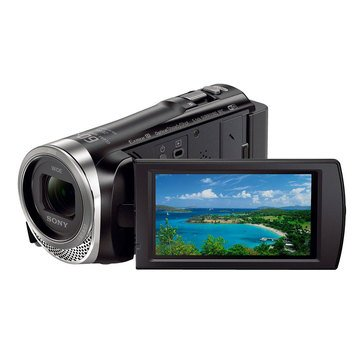 Sony Handycam HDR-CX455 Full HD Camcorder with 8GB Internal Storage and Built-in WiFi