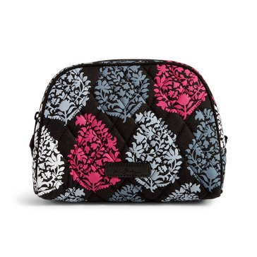 Vera Bradley Medium Zip Cosmetic Northern Lights