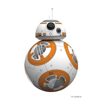 Sphero BB-8: The App-Enabled Droid