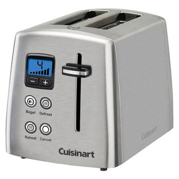 Cusinart 2-Slice Countdown Metal Toaster (CPT-415)