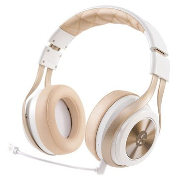 LucidSound LS30 Wireless Universal Gaming Headset - Gold