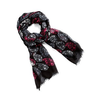 Vera Bradley New Soft Fringe Scarf Northern Lights