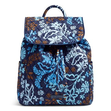 Vera Bradley Drawstring Backpack Java Floral