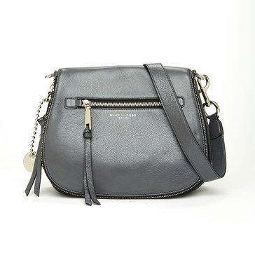 Marc Jacobs Recruit Small Saddle Bag Shadow