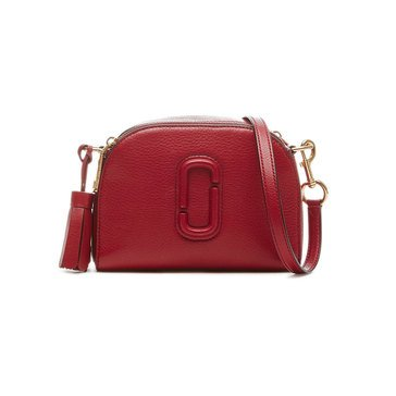 Marc Jacobs Shutter Small Camera Bag Deep Maroon