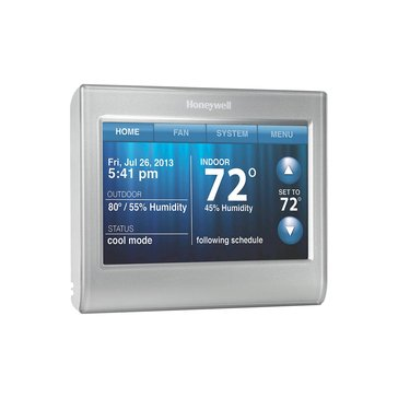 Honeywell Smart Wi-Fi 7 Day Programmable Color Touch Thermostat (RTH9580WF1005/W1)