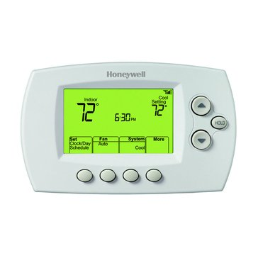 Honeywell Wi-Fi 7-Day Programmable Thermostat (RTH6580WF1001/W1)