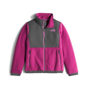 The North Face Big Girls' Denali Jacket, Roxbury Pink
