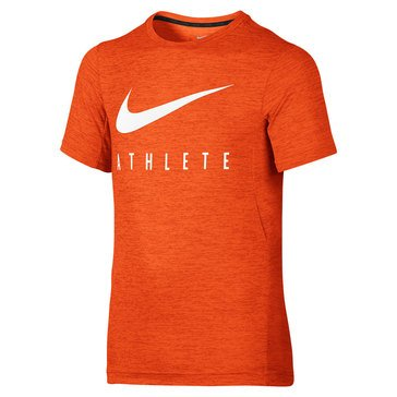 Nike Big Boys' Dri-Fit Training Top
