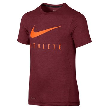 Nike Big Boys' Dri-Fit Training Tee