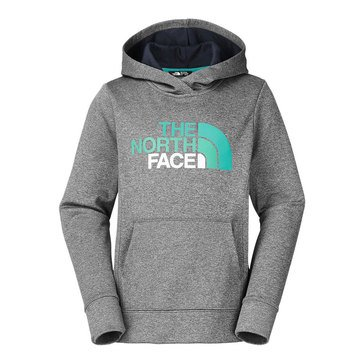 The North Face Big Girls' Surgent Pullover Hoodie, TNF Medium Grey Heather
