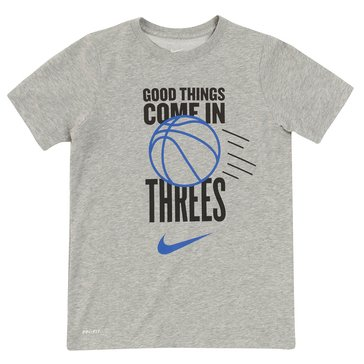 Nike Big Boys' Good Things Tee