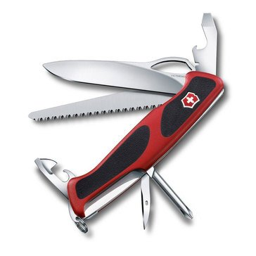 Swiss Army Rangergrip Pocket Knife - Red