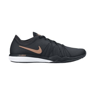 Nike Dual Fusion TR Women's Training Shoe Black / Anthracite / White / MatallicRed / Bronze