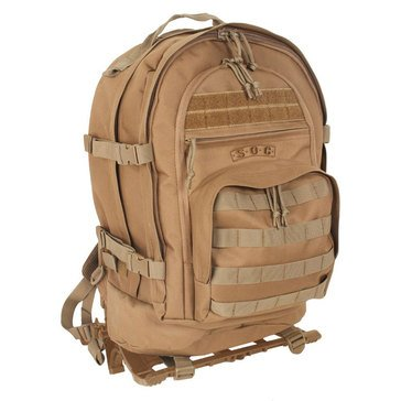 Sandpiper of California Pack Mule with 3-Day Pack - Coyote