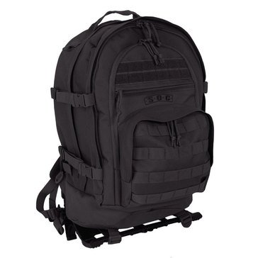 Sandpiper of California Pack Mule with 3-Day Pack - Black