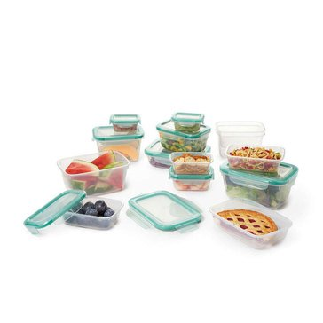 OXO Good Grips 28-Piece SNAP Leakproof Food Storage Container Set