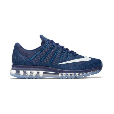 Nike Air Max 2016 Men's Running Shoe Loyal Blue/ Blue Glow/ Bright Mango/ Summit White