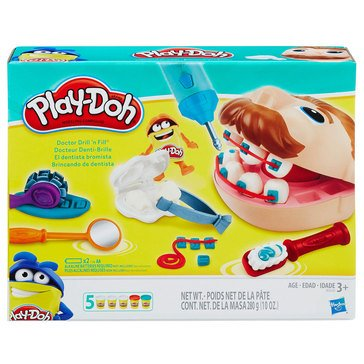Play-Doh Doctor Drill 'n Fill Set